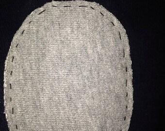 Sweatpants patches