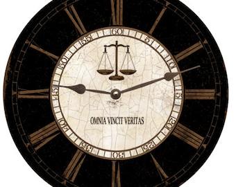 Law Clock