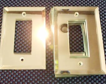 Mirror Switch Plates