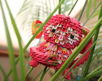 3D Chinese New Year Origami Monkey