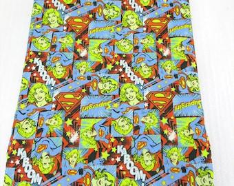 superhero DC boy or girl  fabric