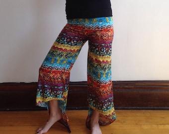 Handmade Cropped Pants