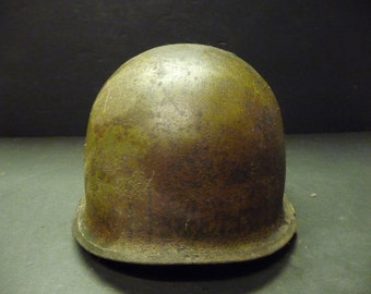 Final Clearance ~Metal Army Helmut -old ~ no Straps