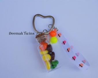 My Little Bottle Keychain