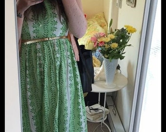 ON SALE Sweet floral dress