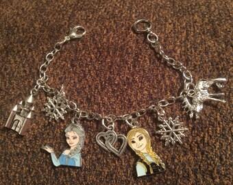 Frozen Charm Bracelet!