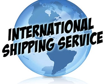 International Shipping / Tracking Number