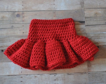 Newborn Ruffle Skirt