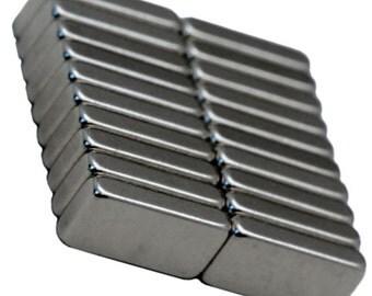 10mm x 5mm x 2mm Block-Neodymium Rare Earth Magnet