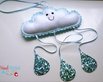 Raincloud Decoration
