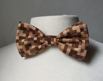 Minecraft bonnie bow tie