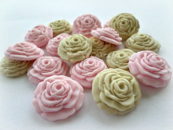 sugar flower wedding cake toppers sugar flower fondant gumpaste edible decoration 20579