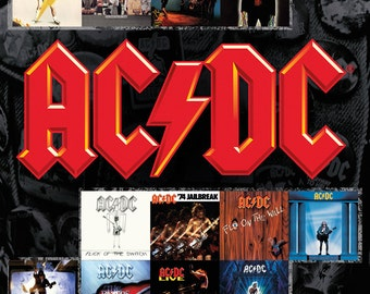 AC/DC - Covers 2 - Poster - Free Shipping