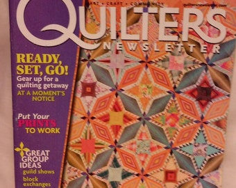 Quilters Newsletter Magazines