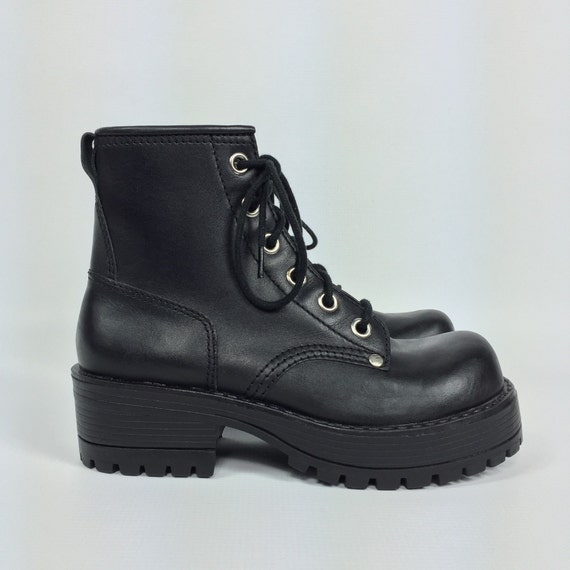 90s Clothes Boots