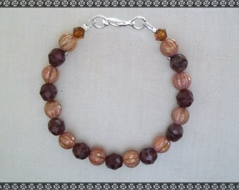 brown bracelet, light brown bracelet, dark brown bracelet. light brown