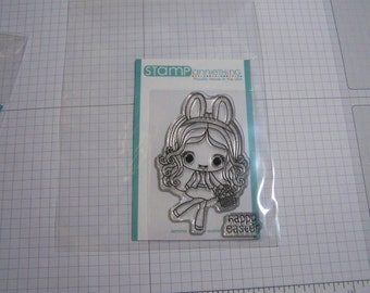Stamp Annie Thing - Jemma Happy Easter