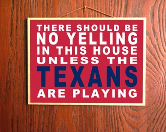 Houston Texans Sign
