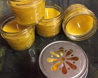 100% Beeswax Candle