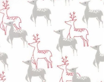 JOL by Wenche Wolff Hatling of Northern Quilts for Moda. Christmas fabric, modern fabric.