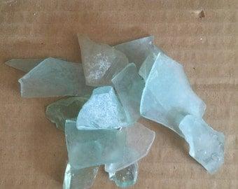 Desert Sea Glass - Thin Turquoise