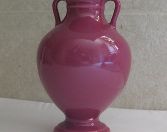 Coors Pottery Vase 1930's