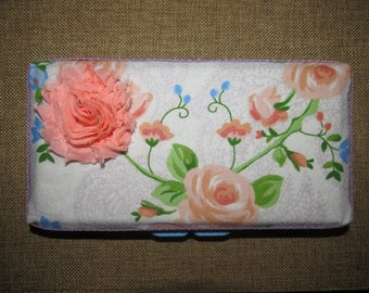 Little Floral Wipe Case