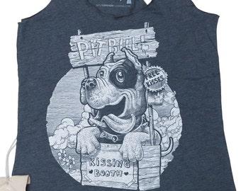 Pitbull Shirt - Women's Pit bull lover Tank Top