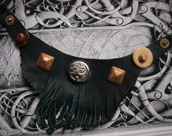 "Celtic cat ""cosplay"" collar"