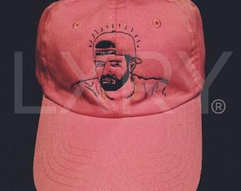 Drake OVO dad caps hats Yeezus Tour Bleached Distressed Kanye West I Feel Like Pablo Yeezy Yeezus Merch Purpose Stadium Tour T-Shirts