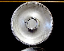 Silver Plated Hors d'oeuvres Tray, Chip & Dip Server, Veggie, Relish  Silverplate by Leonard Towle Co.