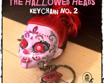 The Hallowed Heads Keychain No. 2