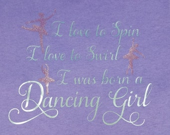 Dancing Girl Shirt