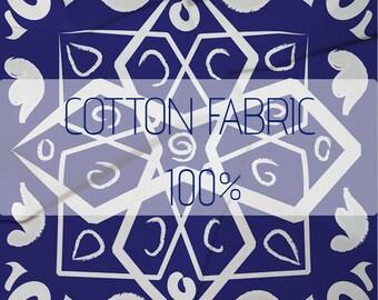 FQ Cotton fabric poplinpattern design patchwork