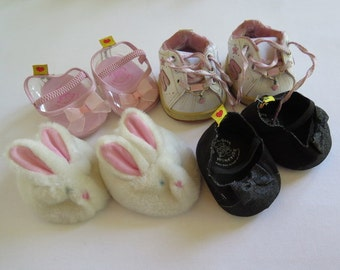 Doll's Shoes//Build a Bear Shoes