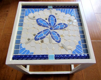 Sand dollar Mosaic Table