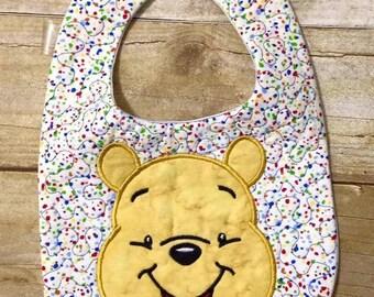 Honey Bear 5x7 Applique