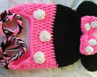 Crochet Hats (ON SALE)