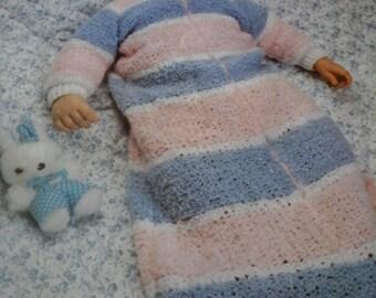 vintage baby bag pattern