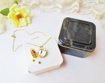 """Shop """"gold locket"""" in Jewelry Sets"""
