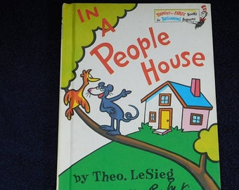 In a People House by Theo LeSieg