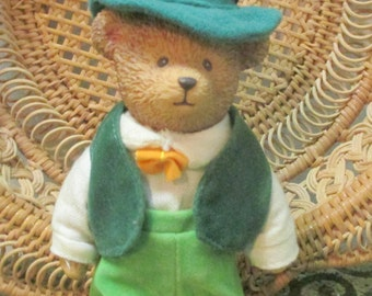 Little Bear from Ireland with Movable Arms and Legs