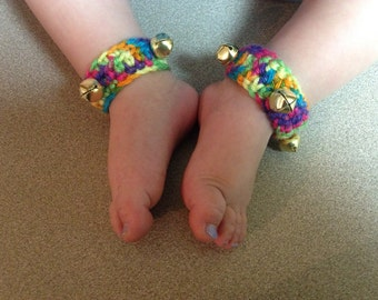 Baby Boho Ankle Cuffs