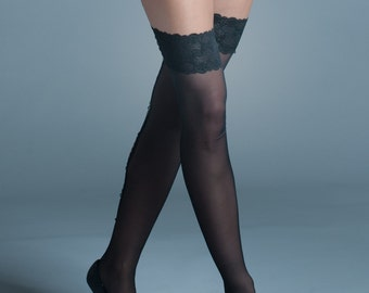 Lingerie Stockings - Womens Stockings - Designer Stockings