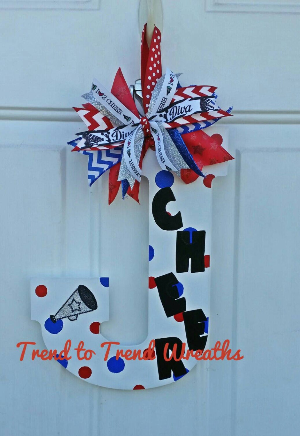 Cheer Letter Cheerleading Wall Decor Cheer Gift Cheer