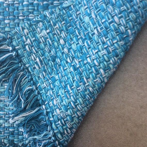 Handmade Chindi Rug Handmade Rag Rug Boho Rag By
