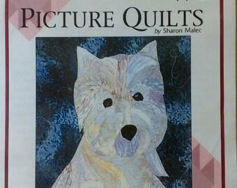 Westie Quilt Pattern - New