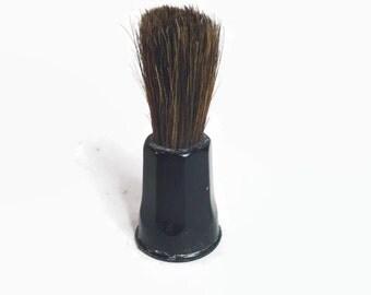 Black Shaving Brush Vintage