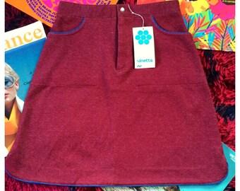 NOS 1970's skirt S/M