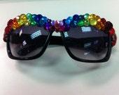 PRIDE / Rainbow Sunglasses